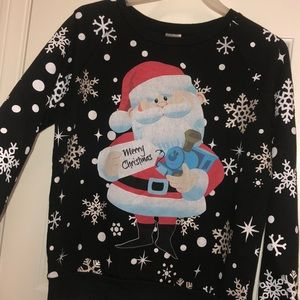 Vintage Rudolph the red nose reindeer sweater